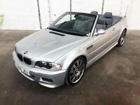 2006 BMW E46 M3 3.2 CONVERTIBLE SMG - EXCELLENT THROUGHOUT