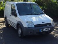 FORD TRANSIT CONNECT 1.8 DIESEL