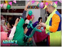 MAGICIAN CLOWN Children's Party Entertainer SPIDERMAN Mickey Minnie MASCOT HIRE KIDS Richmond Barnes