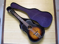 Wanted: Stella acoustic guitar