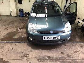 Ford fiesta 1.4 diesel tax 30£/year