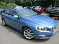 2016 VOLVO V60 D4 SE NAV AUTOMATIC ESTATE DIESEL ESTATE DIESEL