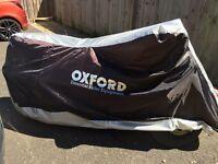 Oxford waterproof Motorbike cover
