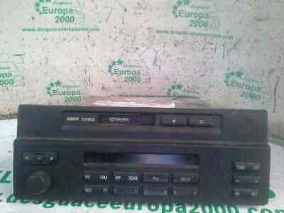 65128377005 SISTEMA AUDIO / RADIO CD BMW SERIE 5 BERLINA (E39) segunda mano  Museros