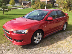 2014 Mitsubishi Lancer Limited Edition (excellente condition!)