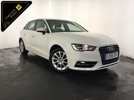 2014 AUDI A3 SE TDI DIESEL 1 OWNER SERVICE HISTORY FINANCE PX WELCOME