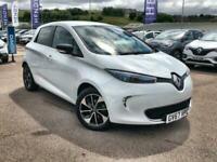 2017 Renault Zoe 68kW Dynamique Nav 41kWh 5dr Auto (Battery Lease) HATCHBACK Ele