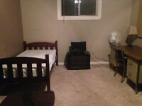 Room for rent 8 min from Estevan furnish utilities included