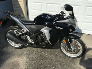 2012 Honda CBR250 ABS - Low KMs, excellent condition