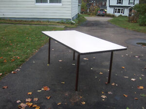 Boardroom Table ONLY $30  ( and more office furniture )