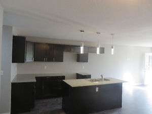 2 bedr,  1 bath new condo in a 4plex building 4 rent Estevan