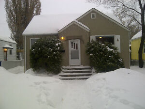 Cute and Cozy Main Floor Suite Near U of S  For Rent May 1, 2017