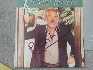 "1981 KENNY ROGERS ""Share Your Love"" Album $5"