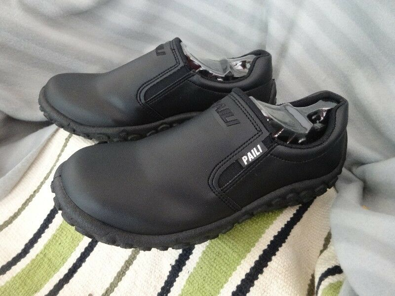 Paili Leather Track Shoes (Children)