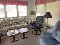 Mobile home 1 mile from Indian Rocks Beach $1,200/mth