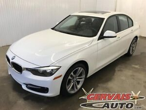 BMW 3 Series 320i xDrive Sport Line AWD Cuir Toit Ouvrant Mags 2