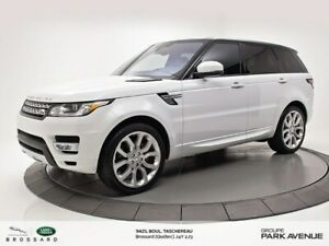 2016 Land Rover Range Rover Sport V8 Supercharged | CERTICATION