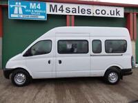 LDV Maxus 17st minibus.