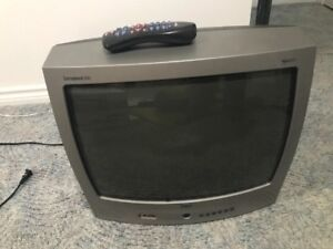 REDUCED PRICE USED BOX TELEVISION