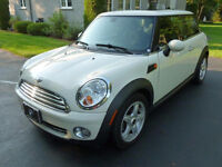 MINI COOPER 2007 AUTOMATIQUE BAS MILLAGE