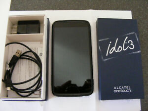 Cellulaire Idol 3 Alcatel Onetouch
