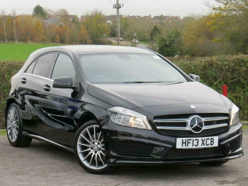 2013 Mercedes-Benz A220 CDI BLUEEFFICIENCY AMG SPORT Auto Hatchback Diesel Autom