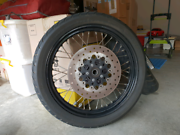 Sportster Nightster spoke wheels Mount Low Townsville Surrounds Preview