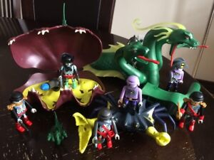 Playmobil - Pirates fantômes et monstres marins