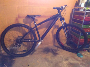Giant brass dirt jumper 7 speed