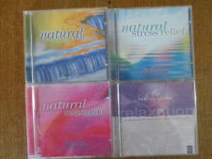 Relaxation CD's  -