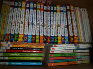 Books as shown