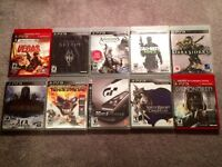 Selling 10 PS3 Games Hopfully As A Bundle