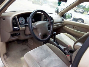2001 Nissan Pathfinder SUV, Crossover $1200.00 or B.O