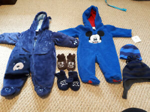 Boys Snowsuits