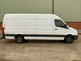 Volkswagen Crafter 2.0TDi ( 163PS ) BlueMotion Tech CR35 LWB 2015 64 PLATE