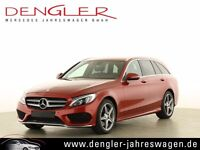 Mercedes-Benz C 250 T d COMAND*RFK*TOTWINKEL*LED*EASY AMG Line