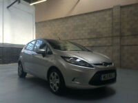 Ford Fiesta 1.2 2011 Edge LOW MILEAGE 1 OWNER FROM NEW
