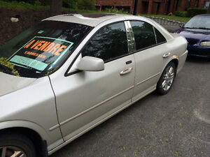 2004 Lincoln LS Berline
