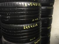 Tyres fitted - tyre shop . New & PartWorn tyres fitted . Car & van tires . Part worn & new tire shop