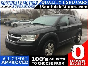 2009 DODGE JOURNEY SXT * REAR CAMERA * PREMIUM CLOTH SEATING