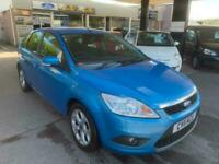 Ford Focus 1.6TDCi ( 109ps ) DPF 2011MY Sport one private owner very low mileage