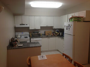 One bedroom for rent in a two bedroom furnished apt Kitchener / Waterloo Kitchener Area image 5