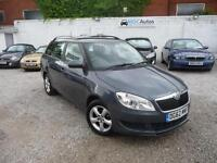 **NOW SOLD** 2012 Skoda Fabia 1.2 SE ESTATE, FULL HISTORY, LONG MOT EW CD RCL