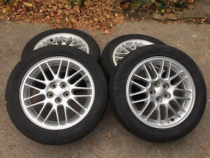 Nokian WR G2 205 55 R16 All Weather Tires & Rims