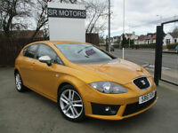 2011 Seat Leon 1.4 TSI ( 125ps ) FR(RARE COLOUR,STUNNER)