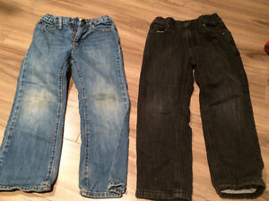Boys pants size 5, Gymboree & Osh kosh