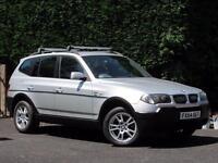 BMW X3 2.5i SE, IMMACULATE - FULL SERV HIST