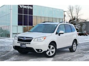 2015 Subaru Forester 2.5I TOURING | AWD | HEATED SEATS | SUNROOF