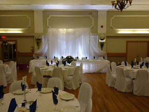 Chair Covers, Linens, & Decor for Weddings/Events Cambridge Kitchener Area image 2