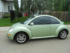 2006 Volkswagen New Beetle TDI Hatchback
